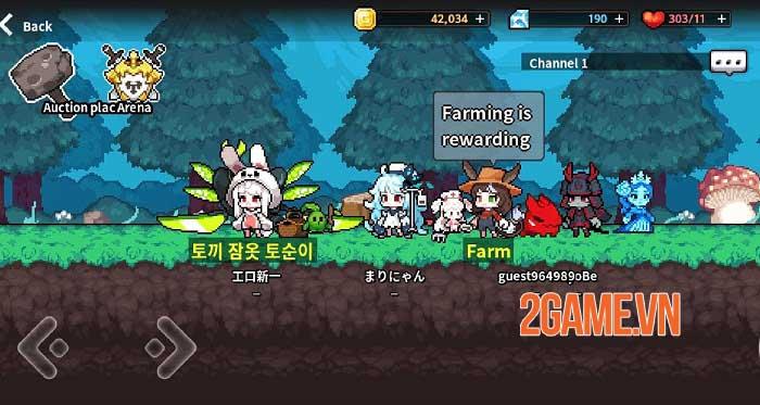 MildTini - Game 2D Pixel Monster RPG đáng yêu với câu chuyện hấp dẫn 2