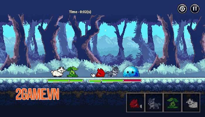 MildTini - Game 2D Pixel Monster RPG đáng yêu với câu chuyện hấp dẫn 3