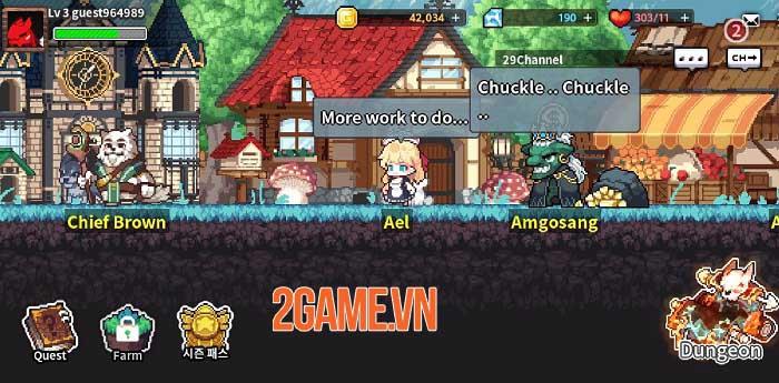 MildTini - Game 2D Pixel Monster RPG đáng yêu với câu chuyện hấp dẫn 5