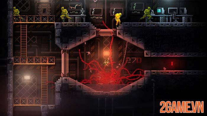 Carrion - Không quá tệ để sinh tồn khi game thủ trở thành quái vật 1