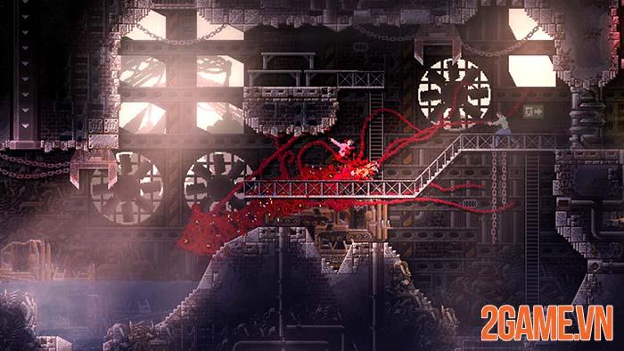 Carrion - Không quá tệ để sinh tồn khi game thủ trở thành quái vật 2