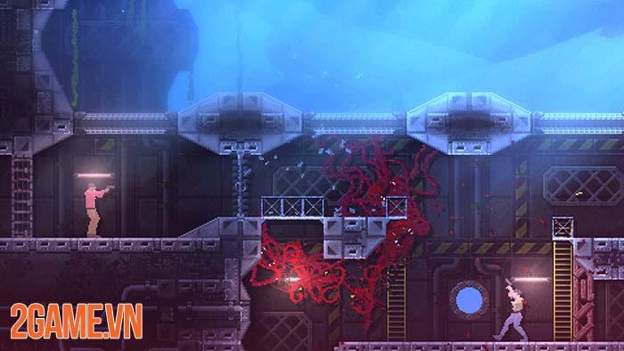 Carrion - Không quá tệ để sinh tồn khi game thủ trở thành quái vật 3