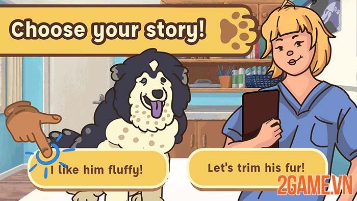 Old Friends Dog Game - Game chăm sóc thú cưng đầy tính nhân văn 0