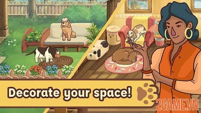 Old Friends Dog Game - Game chăm sóc thú cưng đầy tính nhân văn 1