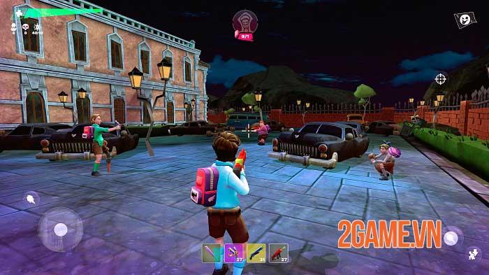 Horror Brawl: Battle Royale - Game kinh dị battle royale được mong chờ nhất 4
