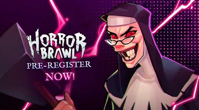 Horror Brawl: Battle Royale – Game kinh dị battle royale được mong chờ nhất
