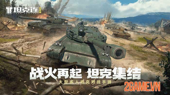 Tank Company - Game chiến đấu xe tăng 15v15 của NetEase 0