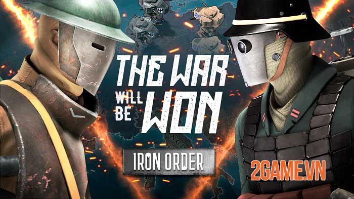 Iron Order 1919 - Game chiến thuật trong một vũ trụ thay thế sau Thế Chiến I 3