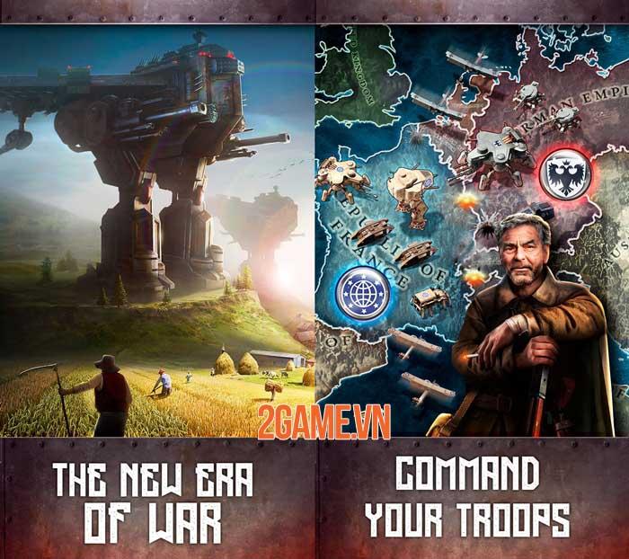 Iron Order 1919 - Game chiến thuật trong một vũ trụ thay thế sau Thế Chiến I 4