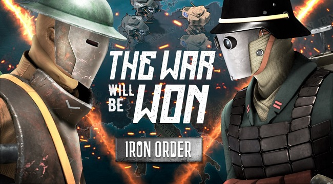 Iron Order 1919 – Game chiến thuật trong một vũ trụ thay thế sau Thế Chiến I