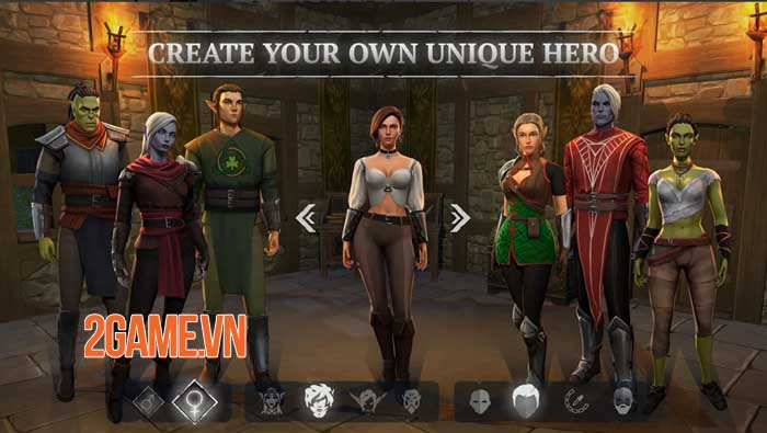 Craft of Survival - Game hành động bối cảnh thế giới giả tưởng đen tối 0