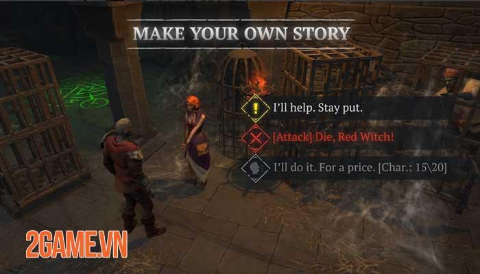 Craft of Survival - Game hành động bối cảnh thế giới giả tưởng đen tối 1