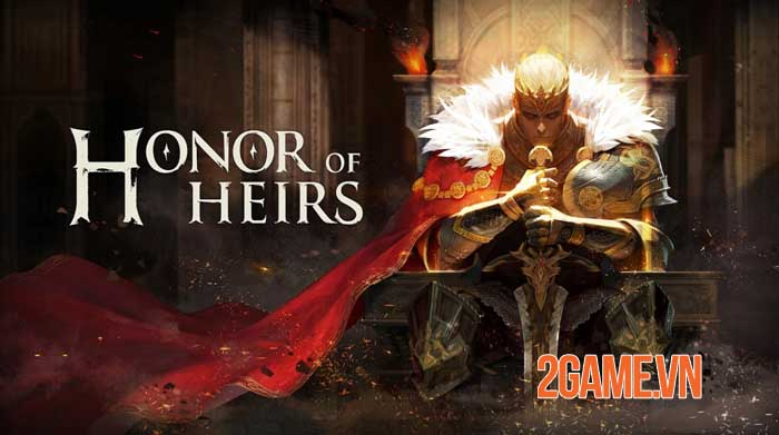 Honor of Heirs - Game nhập vai chiến đấu độc đáo và thẩm mỹ tinh tế 0