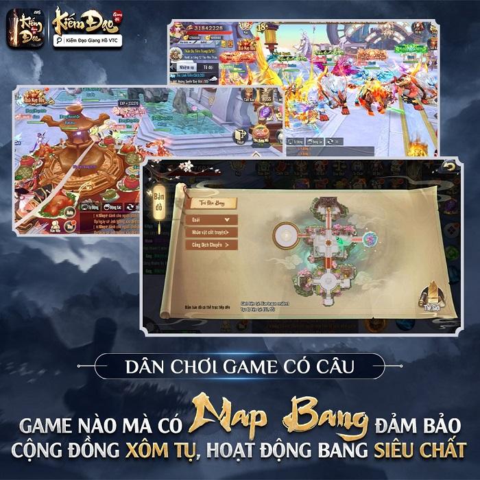 Đại ca Vi Cá - Quách Ngọc Tuyên bất ngờ trở thành Đại Sứ Game Kiếm Đạo Giang Hồ 4