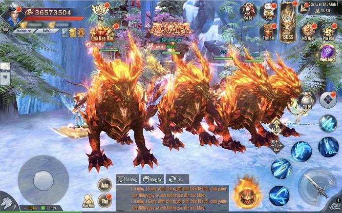 Đại ca Vi Cá - Quách Ngọc Tuyên bất ngờ trở thành Đại Sứ Game Kiếm Đạo Giang Hồ 6