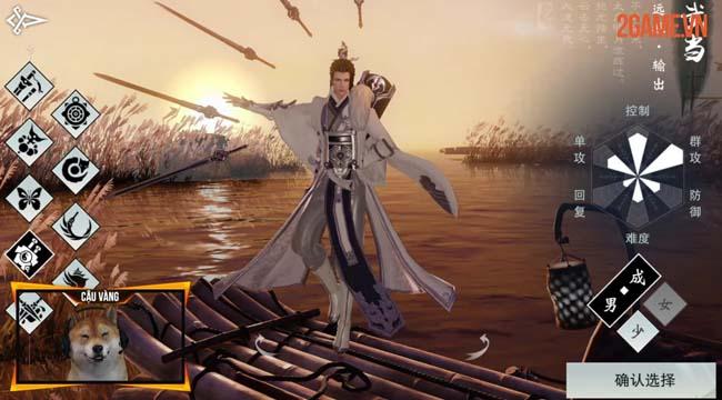 Sờ tận tay Nhất Mộng Giang Hồ VNG – Bom tấn MMORPG kiếm hiệp đồ họa siêu khủng