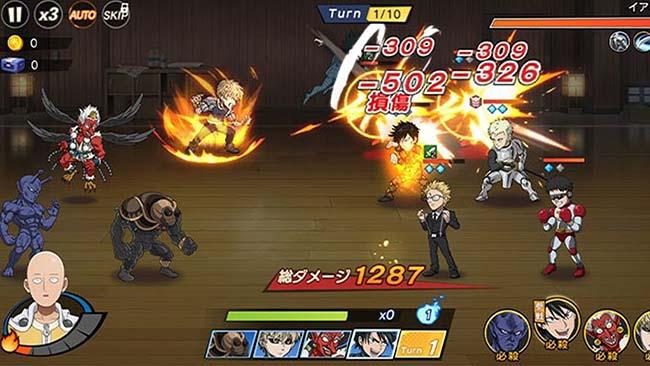 Cảm nhận One Punch Man: The Strongest VNG từ A đến Z – Không chơi hơi phí!