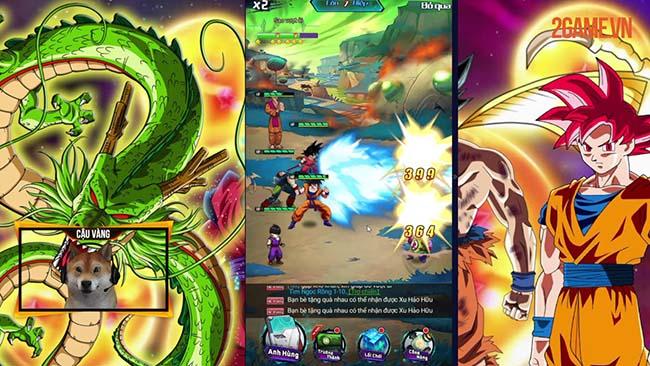 Trải nghiệm Siêu Xayda Online – Game thẻ tướng Dragon Ball thế hệ mới