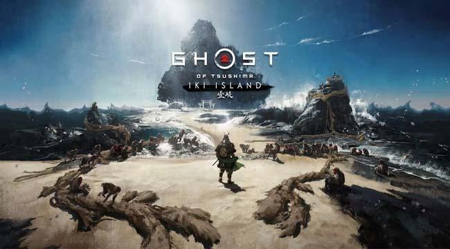 Ghost of Tsushima Director's Cut – Hành trình đánh ngoại xâm trên đảo Iki
