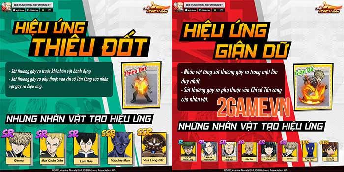 Dàn nhân vật One Punch Man: The Strongest được thiết kế chuẩn nguyên tác 5