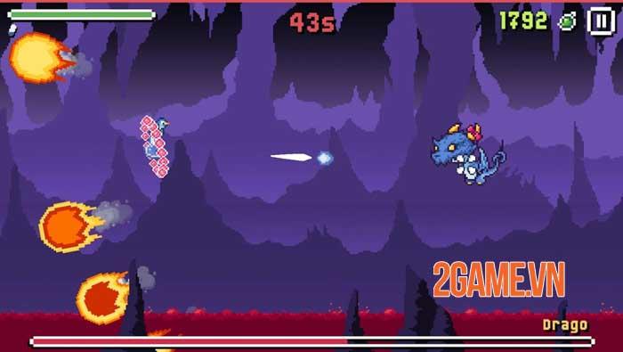 Blon - Game hành động phong cách nghệ thuật pixel bắt mắt và vui nhộn 0