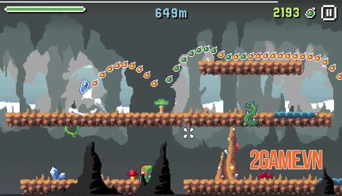 Blon - Game hành động phong cách nghệ thuật pixel bắt mắt và vui nhộn 3