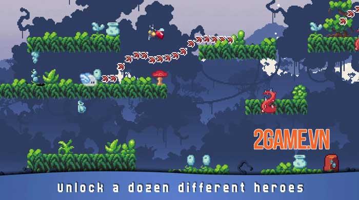 Blon - Game hành động phong cách nghệ thuật pixel bắt mắt và vui nhộn 5
