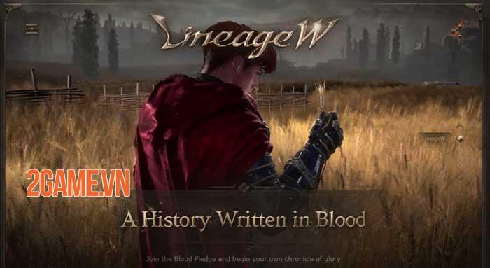 Lineage W - Game MMORPG mới nhất của NCSoft dự kiến phát hành mobile và PC 0