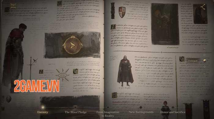 Lineage W - Game MMORPG mới nhất của NCSoft dự kiến phát hành mobile và PC 1