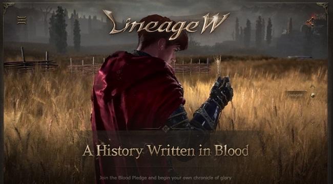Lineage W – Game MMORPG mới nhất của NCSoft dự kiến phát hành mobile và PC