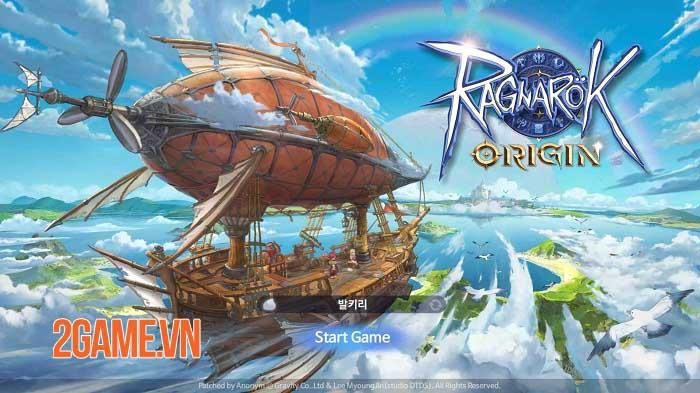 Ragnarok Origin - MMORPG giả tưởng của Gravity mở đăng kí trước cho mobile 3
