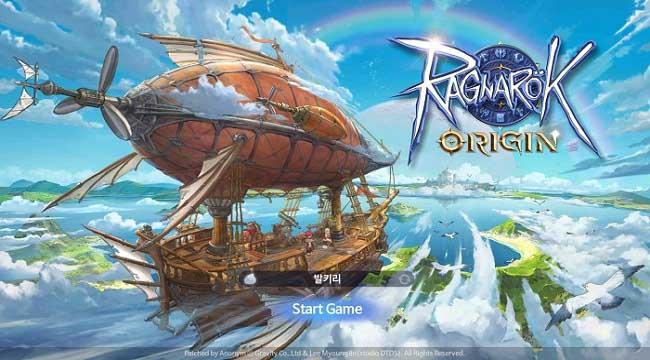 Ragnarok Origin – MMORPG giả tưởng của Gravity mở đăng kí trước cho mobile