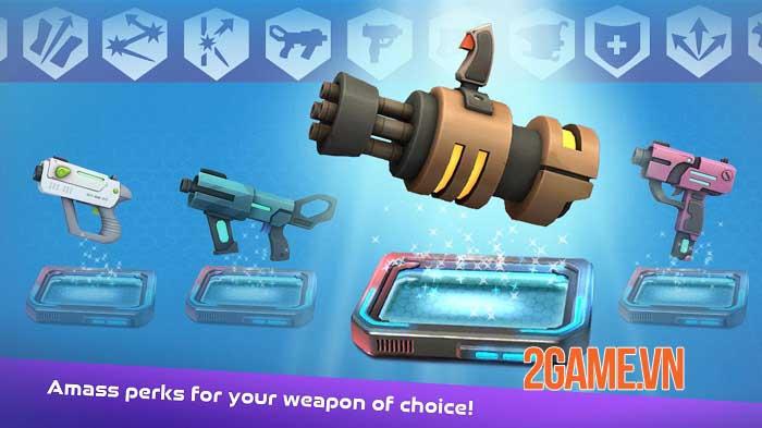 Turbo Shot - Game mobile phiêu lưu bắn súng kết hợp giải đố đầy màu sắc 5