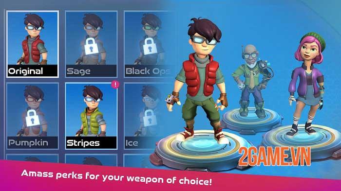 Turbo Shot - Game mobile phiêu lưu bắn súng kết hợp giải đố đầy màu sắc 6