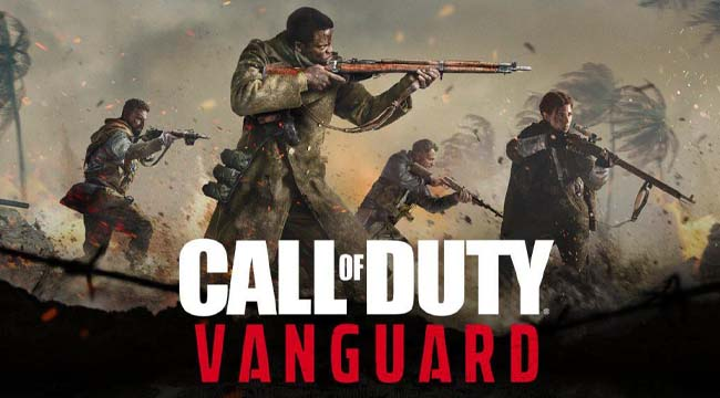 Call of Duty Vanguard sẽ đưa game thủ trở lại với thế chiến thứ hai