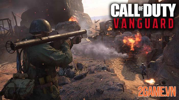 Call of Duty Vanguard sẽ đưa game thủ trở lại với thế chiến thứ hai 0
