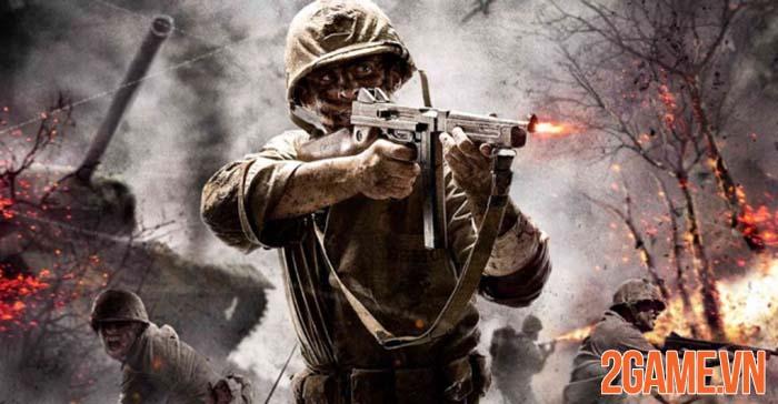 Call of Duty Vanguard sẽ đưa game thủ trở lại với thế chiến thứ hai 1