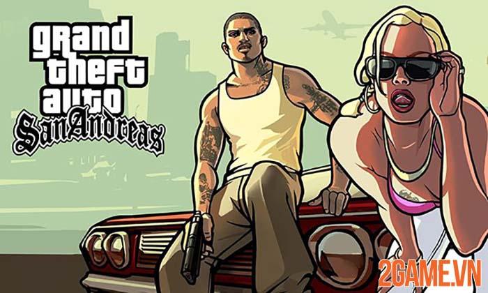 GTA 3, Vice City và San Andreas sẽ được remastered trên PC và Mobile 3