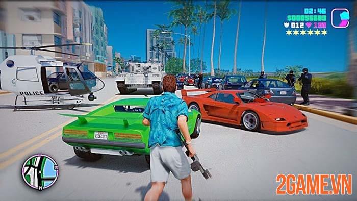 GTA 3, Vice City và San Andreas sẽ được remastered trên PC và Mobile 1