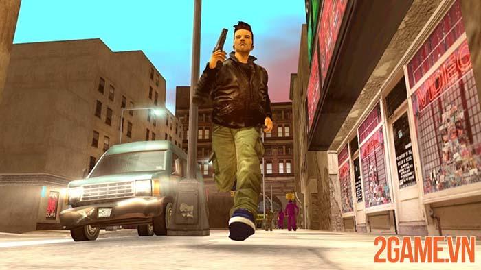 GTA 3, Vice City và San Andreas sẽ được remastered trên PC và Mobile 0