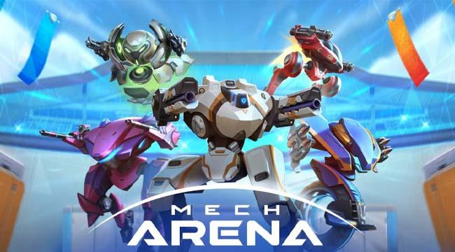 Mech Arena: Robot Showdown – Đại chiến robot hoành tráng trên mobile