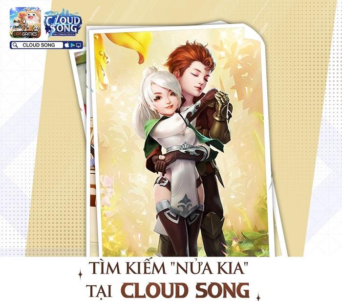 Cloud Song VNG: Cho phép mở trang cá nhân và tương tác ngay trong game 5