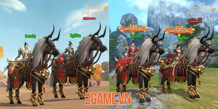 Thượng Dương Phú Mobile - Game MMORPG lấy cảm hứng từ phim cung đấu 2