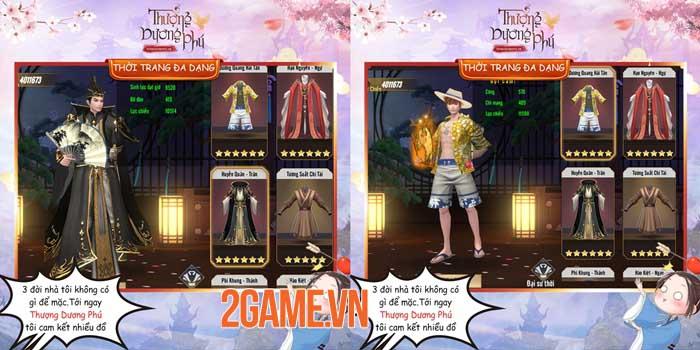 Thượng Dương Phú Mobile - Game MMORPG lấy cảm hứng từ phim cung đấu 4