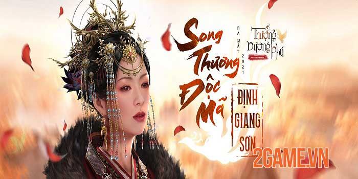 Thượng Dương Phú Mobile - Game MMORPG lấy cảm hứng từ phim cung đấu 0