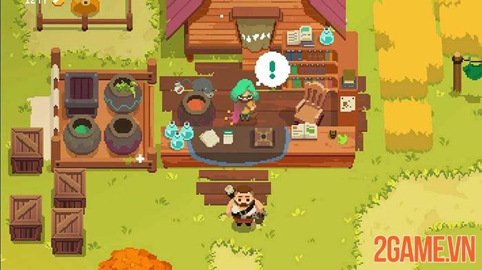 Moonlighter - Game phiêu lưu hấp dẫn chuẩn bị ra mắt phiên bản Android 0