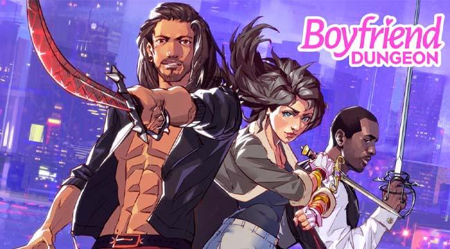 Boyfriend Dungeon – Game nhập vai hành động nhân cách hóa vũ khí