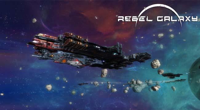 Rebel Galaxy – Game thám hiểm vũ trụ đang miễn phí trên Epic Game