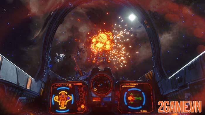 Rebel Galaxy - Game thám hiểm vũ trụ đang miễn phí trên Epic Game 2