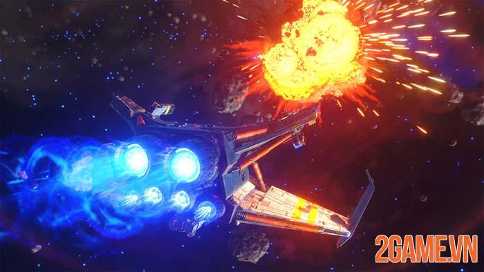 Rebel Galaxy - Game thám hiểm vũ trụ đang miễn phí trên Epic Game 1